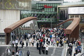 Westfield Stratford City, the largest urban shopping centre in Europe. - Philip Wolmuth - 2010s,2011,bought,bridge,bridges,buy,buyer,buyers,buying,cities,city,commodities,commodity,complex,consumer,consumers,consumption,crowd,crowded,crowds,customer,customers,developer,developers,developme