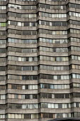 Arlington House, an eighteen storey 1960s residential apartment block designed by architects Russell Diplock Associates, is a landmark on the Margate seafront. - Philip Wolmuth - 16-04-2013