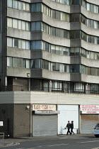 Empty shops in Margate, Kent. - Philip Wolmuth - 16-04-2013