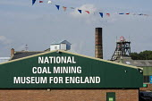 The National Coal Mining Museum for England, formerly Caphouse Colliery, in Overton, West Yorkshire. The pit, just outside Wakefield, closed in 1985. - Philip Wolmuth - 07-08-2013