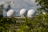 Menwith Hill RAF base in North Yorkshire is part of a global network used to spy on all forms of international telecommunications. It is run by the US National Security Agency (NSA) and is the largest... - Philip Wolmuth - 09-08-2013