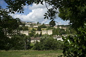 Private and social housing in Nailsworth, Gloucestershire. - Philip Wolmuth - 18-08-2013