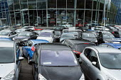 Used cars for sale at Ford London dealership, Dagenham Motors showroom, Burnt Oak, London. - Philip Wolmuth - 12-09-2013