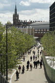 The Pancras Square development at Kings Cross, London - Philip Wolmuth - 18-08-2014