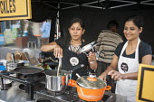 Stall at Chalton Street market, Camden, London - Philip Wolmuth - 2010s,2014,and,asian,asians,away,BAME,BAMEs,black,BME,bmes,bought,business,buy,buyer,buyers,buying,chef,chefs,cities,city,commodities,commodity,consumer,consumers,cook,COOKERY,cooking,cooks,Council Se