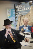 Inside the Rochester UKIP HQ., ex-Conservative MP Mark Reckless is the UKIP candidate, campaign in Rochester before the Rochester and Strood by-election. - Philip Wolmuth - 08-11-2014