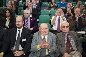 UKIP Spring Conference, Margate, Kent. - Philip Wolmuth - ,2010s,2015,age,ageing population,applauding,applause,audience,AUDIENCES,campaign,campaigning,CAMPAIGNS,Conference,conferences,democracy,elderly,Election,elections,eurosceptic,Euroscepticism,euroscept