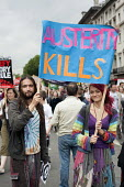 End Austerity Now, national demonstration organised by the Peoples Assembly, London. - Philip Wolmuth - 20-06-2015
