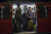 Crowded London underground train - Philip Wolmuth - 14-08-2015