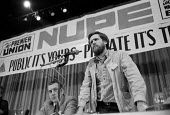 Jeremy Corbyn MP addresses the 1984 NUPE Annual Conference, Bournemouth - Philip Wolmuth - 1980s,1984,Conference,conferences,Labour Party,Left,left wing,Leftwing,member,member members,members,MP,MPs,NUPE,people,POL,political,politician,politicians,politics,socialists,Trade Union,Trade Union
