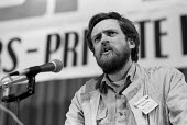 Jeremy Corbyn MP addresses the 1984 NUPE Annual Conference, Bournemouth - Philip Wolmuth - 13-05-1984