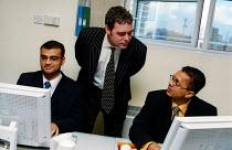 New Deal trainees in IT - Joanne O'Brien - 07-07-2002