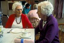 Elderly women in residential home - Joanne O'Brien - 20021024