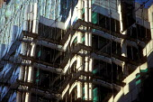 Modern building in the City of London - Joanne O'Brien - 20021024