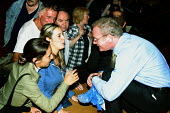Martin McGuinness MP meets the audience after his speech - Joanne O'Brien - 20021024