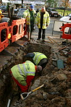 Repairing burst water mains - Joanne O'Brien - 20021024