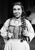 The Caucasian Chalk Circle by Berolt Brecht staged at the Aldwych Theatre in London, 1962, starring Patsy Byrne. - Alex Low - 10-06-1962
