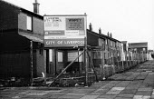 New Council Housing built in a priority area of Liverpool by the Labour City Council as part of its overtly Socialist policy, which brought it into direct conflict with the Thatcher Conservative Gover... - John Harris - 06-12-1985