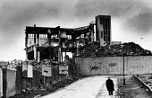 Factory being demolished Aston Birmingham 1987. Once a thriving industrial area male unemployment now risen to 43 - John Harris - 12-03-1987