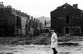 Housing conditions in Liverpool in the mid-1970s - terraced housing was pulled down and replaced by tower blocks - John Sturrock - 06-11-1974