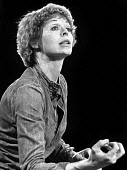 Susannah York in The Great Ban by Michael Wells, Almost Free Theatre, London, 1976. - John Sturrock - 11-01-1976