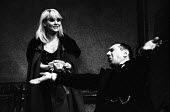 Ken Wynne and Diane Cilento in Marya by Isaac Babel, Royal Court Theatre, London,1967. - Patrick Eagar - 19-10-1967