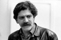 Writer, Jakov Lind in the early 1970s, London - Patrick Eagar - 1970,1970s,ACE,ACE Arts Culture,art,arts,author,authors,BAME,BAMEs,BME,bmes,cities,city,culture,diversity,ethnic,ethnicity,Gerrit,Jan,jew,jewish,jews,Judaism,London,male,man,men,minorities,minority,mo