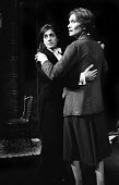 A Nightingale In Bloomsbury Square, Hampstead Theatre, London, 1973.  Eleanor Bron and Sian Phillips. - Peter Harrap - 17-09-1973