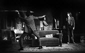 The Banana Box, Hampstead Theatre, London, 1973. The play was later turned into Rising Damp, a highly successful ITV comedy starring many of the original cast from this theatre production. Don Warring... - Peter Harrap - 1970s,1973,ACE,act,acting,actor,actors,Adare,arts,BAME,BAMEs,Banana,BANANAS,black,BME,bmes,Box,boxes,cities,city,comedy,cultural,culture,Damp,diversity,Don,drama,DRAMATIC,Elizabeth,entertainment,ethni