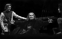 An adaption of Henry IV by Luigi Pirandello starring Rex Harrison, Her Majesty's Theatre, London, 1974. - Peter Harrap - 13-02-1974