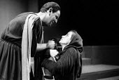 Elektra written by Sophocles, Greek Theatre production staged in London in 1961. - Romano Cagnoni - 09-09-1961