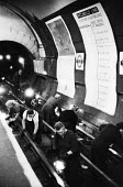 Fluffers in the early 1960's - workers, usually women, who clean the dust and dirt from the tracks on the underground in the early hours of the morning when the tube network is closed down. Here, the... - Romano Cagnoni - 1960s,1964,cities,city,clean,cleaner,cleaners,cleaning,cleansing,closed,closing,closure,closures,dirty,employee,employees,Employment,female,job,jobs,LBR,London,manual,morning,people,person,persons,rai