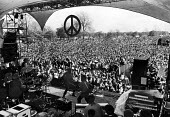 Youth CND rally and gig in London. - Stefano Cagnoni - 1980s,1983,ACE,activist,activists,Anti War,antinuclear,Antiwar,CAMPAIGN,Campaign for Nuclear Disarmament,campaigner,campaigners,CAMPAIGNING,CAMPAIGNS,CND,CND Symbol,concert,CONCERTS,culture,DEMONSTRAT