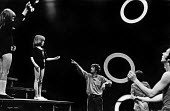 Jonathan Miller directing rehearsals for a theatrical show, London, 1960 - Report Archive - 15-09-1960