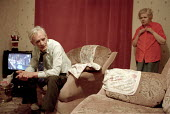 A retired married couple in a council house. - Rob Bremner - 02-01-2002