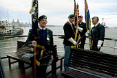 A service of remembrance held aboard Mersey Ferry. Liverpool. - Rob Bremner - 25-01-2006