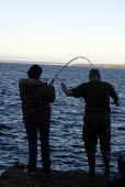 Fishing at Scrabster harbour in the far north of Scotland. - Rob Bremner - 18-06-2007
