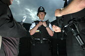 Police constable Chris Brown, a community safety officer in the Bootle area of Merseyside. Chris is expected to mingle with the community and mediate in disputes, his reassurance role also requires hi... - Rob Bremner - 2000s,2006,adult,adults,against,anti,anti social behavior,anti social behaviour,anti socialanti social behavior,antisocial,antisocial behaviour,antisocial behaviour order,arrest,ARRESTED,ARRESTING,asb