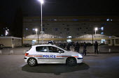 Urban tensions in Bondy, after two underaged youths were killed in Clichy sous Bois . Clash during the night (tuesday to wednesday),spread to four Eastern Parisian departments . Police in the Cite du... - Sebastien ORTOLA - 02-11-2005