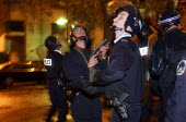 Urban tensions in Sevran, after two underaged youths were killed in Clichy sous Bois . Clash during the night (tuesday to wednesday),spread to four Eastern Parisian departments . Police officers inter... - Sebastien ORTOLA - 02-11-2005