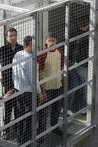 Immigration detention center, Marseille. France. - Ian HANNING - 2000s,2006,Asylum Seeker,Asylum Seeker,BME Black minority ethnic,center,centre,CLJ,deportation,deportations,deporting,detained,detainee,detainees,detention,Detention Centre,Diaspora,eu,Europe,european