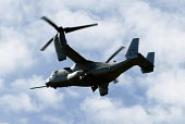 The V-22 Osprey at Farnborough International Airshow in Hampshire, U.K - Rogan Macdonald - 14-07-2006