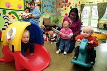 Millpool Community Day Nursery, Birmingham - Roy Peters - 15-11-2001