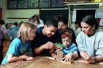 Saturday club, Queensbridge School Birmingham - Roy Peters - 21-05-2002