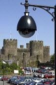 Conwy Castle, Community Safety - Roy Peters - 24-06-2003