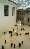 The Great Court in the British Museum - and let thy feet millenniums hence be set in midst of knowledge - Tennyson - Stefano Cagnoni - 2000s,2001,ACE,ACE arts culture,ace culture,architecture,arts,attraction,buildings,cities,city,Court,culture,funded,heritage,holiday,holiday maker,holiday makers,holidaymaker,holidaymakers,holidays,lo