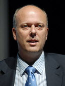 Chris Grayling MP, Conservatives - Stefano Cagnoni - 25-09-2008