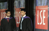 Undergraduates from the London School of Economics on their graduation day - Stefano Cagnoni - 2010s,2011,achievement,arab,arabs,BAME,BAMEs,BME,bmes,board,cities,city,degree,diversity,ED Education,edu,educate,educated,educating,education,educational,EMOTION,EMOTIONAL,EMOTIONS,ethnic,ethnicity,f