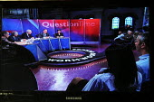 BBC Question Time programme, broadcast for the very first time from inside Wormwood Scrubs Prison. - Stefano Cagnoni - 19-05-2011
