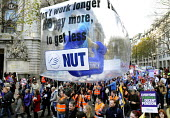Strike by public sector workers over pensions. - Stefano Cagnoni - 30-11-2011